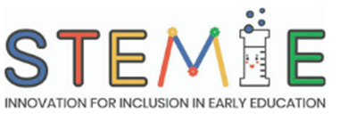 Logo: STEM Innovation for Inclusion in Early Education (STEMIE) Center
