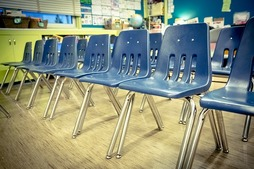School classroom chairs