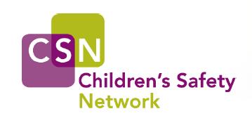 Children's Safety Network (CSN) logo