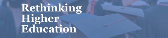 Rethinking Higher Education logo