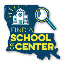 Louisiana School and Center Finder icon