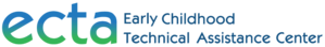 Logo: Early Childhood Technical Assistance (ECTA) Center