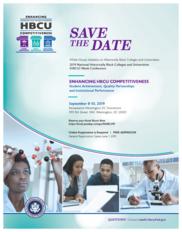 HBCU conference