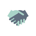 "hand shake from <a href=""https://www.freepik.com/free-photos-vectors/business"">Business vector created by rawpixel.com - www.freepik.com</a>"