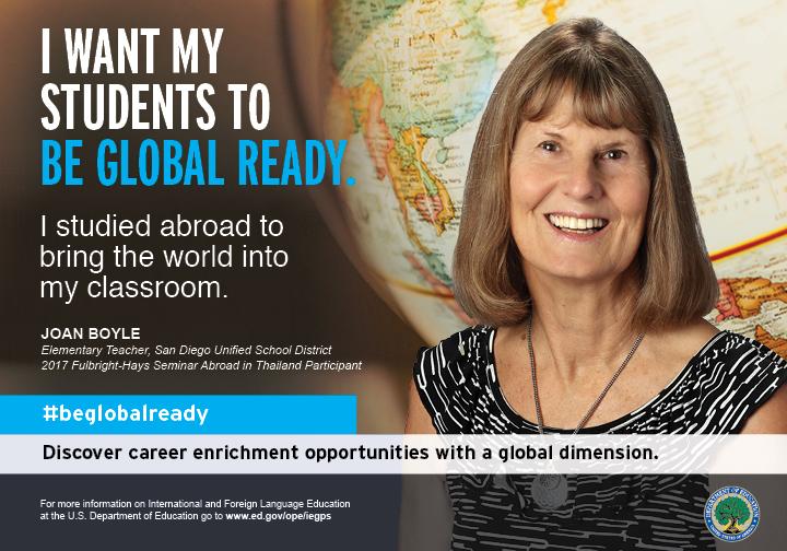 Seminars Abroad #BeGlobalReady Image