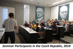 Seminar Participant in the Czech Republic, 2019
