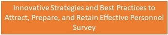 Atrract Prepare Retain Survey link