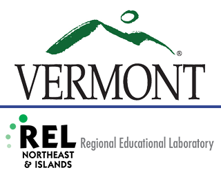 Vermont and REL logos