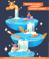 Poster: National Children's Dental Health Month