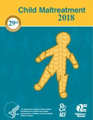 Cover of Child Maltreatment 2018 report