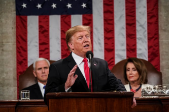 President at State of the Union speech