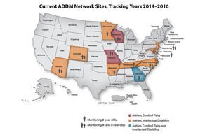 ADDM map of U.S.