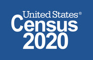Logo: United States Census 2020
