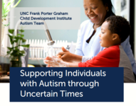 Read Supporting Individuals with Autism through Uncertain Times (PDF)
