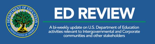 ED Review logo