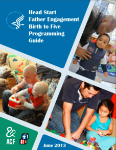 cover - Head Start Father Engagement Birth to Five Programming Guide