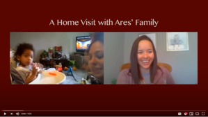 video: A Home Visit with Ares' Family