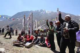 Post-earthquake Recovery in Nepal