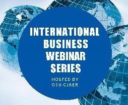 International Business Webinar Series