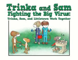 Download: Fighting the Big Virus: Trinka, Sam, and Littletown Work Together (PDF)