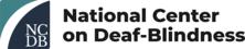 National Center on Deaf-Blindness (NCDB) logo