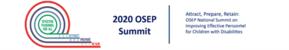 OSEP Summit 2020 logo