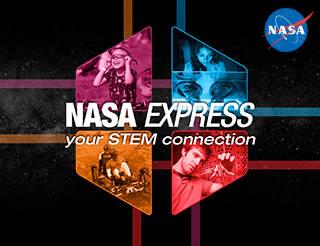 NASA Express logo
