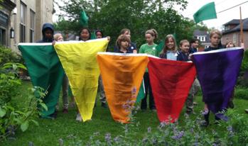 air flags