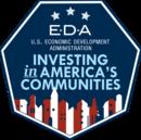 EDA Investing in America's Communities logo