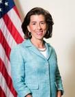 U.S. Secretary of Commerce Gina M. Raimondo