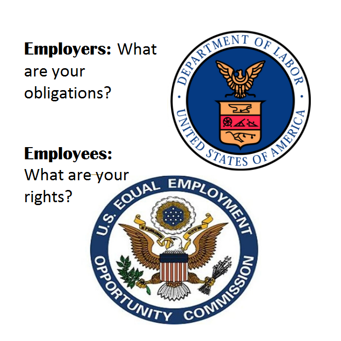 EEOC and DOL
