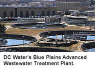 DC Water's Blue Plains Advanced Wastewater Treatment Plant