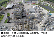 Indian River Bioenergy Center, INEOS