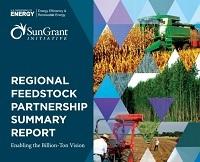 Regional Feedstock Partnership Report