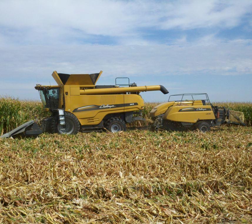 Combination Harvester