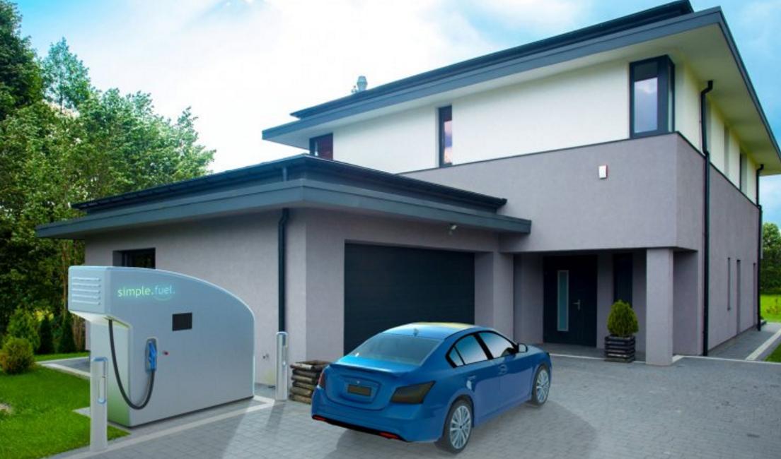 Hydrogen Home Station