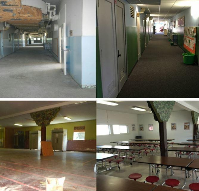Oregon Weatherization School Renovation