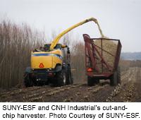 Biomass Forage Harvester