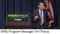Tim Theiss Energy Talks