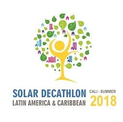 Solar Decathlon Latin America Caribbean logo