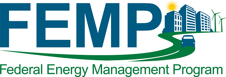 Federal Energy Management Program (FEMP) logo
