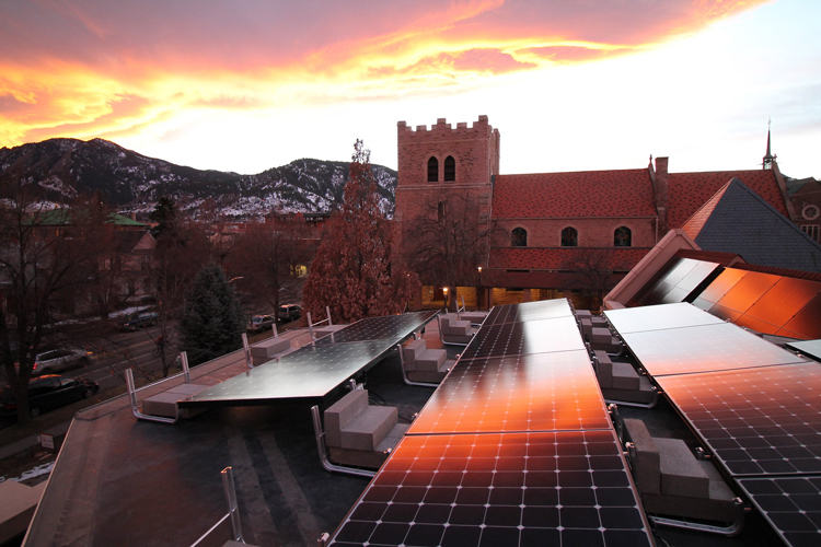 St. John's Episcopal Church Solar