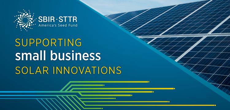 SBIR/STTR funding opportunity