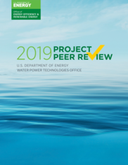 Illustrated cover for the WPTO 2019 peer review report.