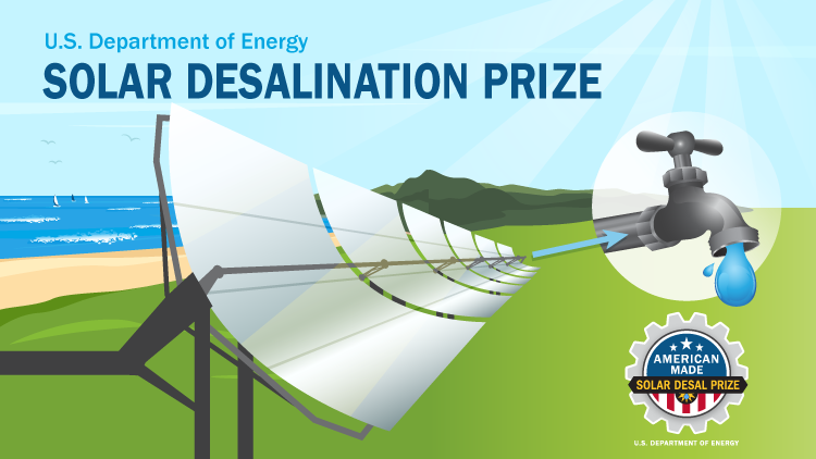 Solar Desalination Prize