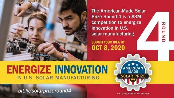 Solar Prize Round 4
