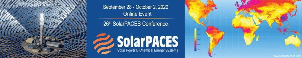 SolarPACES 2020 Virtual Conference