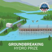 "Banner image ""Groundbreaking Hydro Prize"""