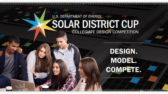 Solar District Cup Finalists