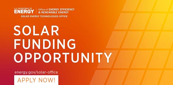2021 Solar Funding Opportunity